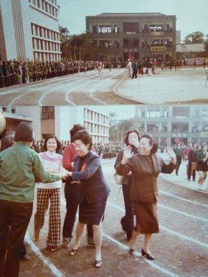 200116~北一女~校長!!老師!!運動會!!張博雅!!~相關特殊(一律免運費---只有各一張)老照片