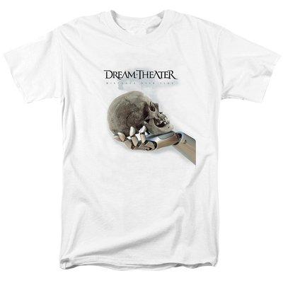 Dream Theater夢劇院Distance Over Time搖滾重金屬短袖印花棉t恤