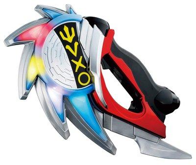 41+現貨免運費 超人力霸王 Orb 歐布奧特曼 DX 鞭打者 長尾鮫 聲光效果 武器 小日尼三