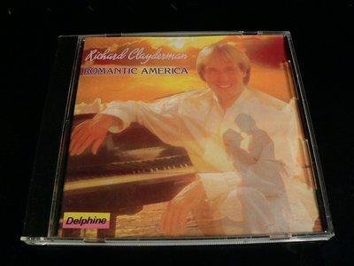 乖乖@賣場~二手CD~理查克萊德門鋼琴演奏.浪漫的美國.紐奧良市.中央公園的馬車XH582