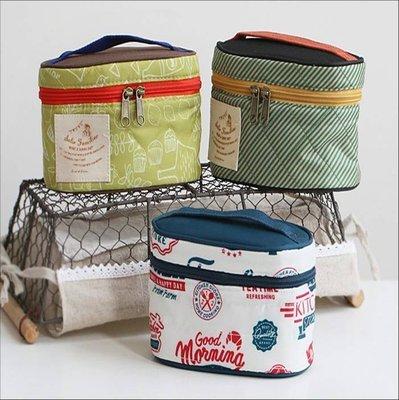 salir familiar + Leisure 日本家飾品牌 便當 保溫袋 野餐包 飯盒包 5款 今年最新手拎款