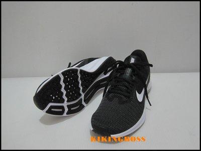 【喬治城】NIKE 女款 透氣慢跑鞋 (黑白) AQ7486001