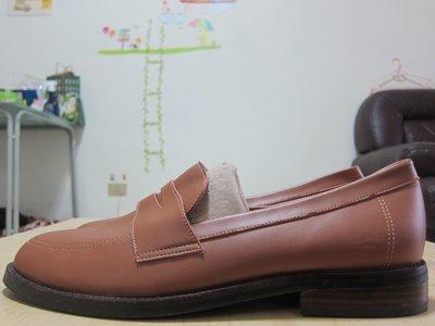 衣市藍~While 休閒皮鞋 (26.5cm~) (171231)