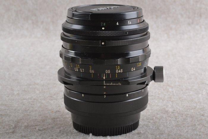 【台中品光攝影】NIKON PC-Nikkor Non-Ai 35mm F2.8 移軸 定焦 手動鏡 FF#55365T