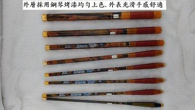 12尺 碳素 超短竿 手竿 海釣竿 溪釣竿 釣蝦竿 桃園市