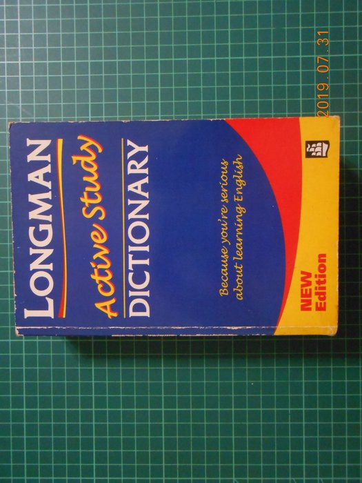 《 LONGMAN Actve Study DICTIONARY 》 【CS超聖文化2讚】