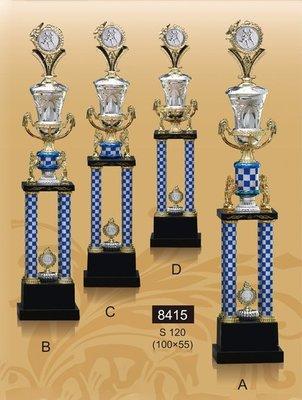 【 獎盃 8415 】 運動獎盃 金像獎獎盃 運動獎杯 比賽獎盃 紀念獎杯 紀念座 獎座 獎盃訂製