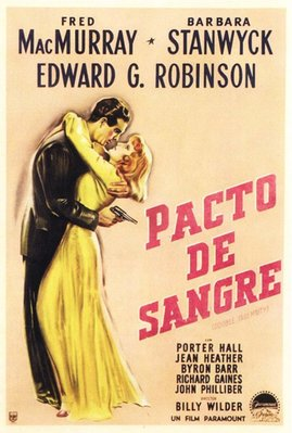 【藍光電影】BD50 雙重賠償 Double Indemnity(1944)帶國配 好萊塢一代大師比利 懷爾德的經典名作 128-017
