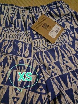 5吋 108 夏季新貨Patagonia Men  Baggies™ Longs -  5吋短褲,海灘褲,攀岩褲: XS唯一