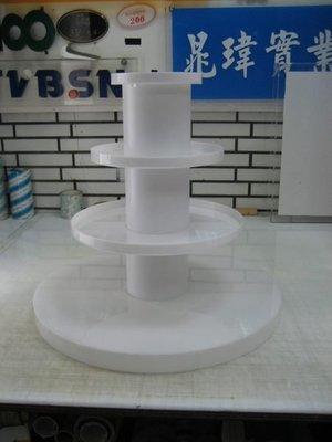 蛋糕架  點心架  壓克力 陳列架   壓克力  圓管   圓棒   半圓罩   壓克力道具  展場活動