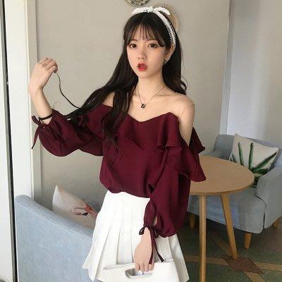 ☆女孩衣著☆夏裝女裝韓版寬鬆網紗拼接露...