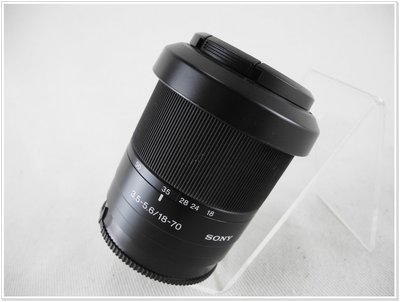 SONY DT 18-70mm F3.5-5.6 MACRO 微距變焦鏡頭 For A接環 九成新│74010