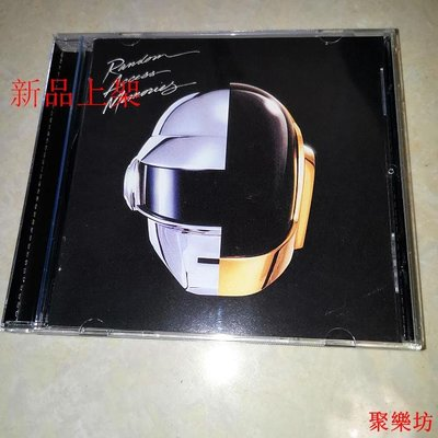 CD 蠢朋克樂隊 Daft Punk