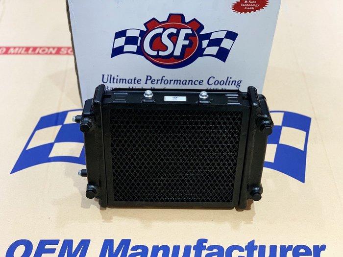 ☆光速改裝精品☆美國CSF 8V S3, 8S TT (2.0TSi), MK7 Golf-r DSG 變速箱散熱器