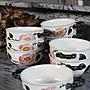 德國唯寶villeroy & boch帶耳瓷碗 歐洲古董...