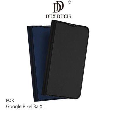 【愛瘋潮】DUX DUCIS Google Pixel 3a XL SKIN Pro 皮套 可插卡 支架 鏡頭保護