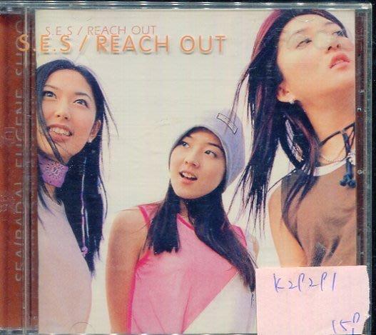 *真音樂* SES / REACH OUT 二手 K29291