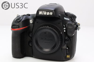 【US3C】公司貨 Nikon D800E Body 單機身 高階單眼相機 全片幅 3630萬畫素 快門數22360次