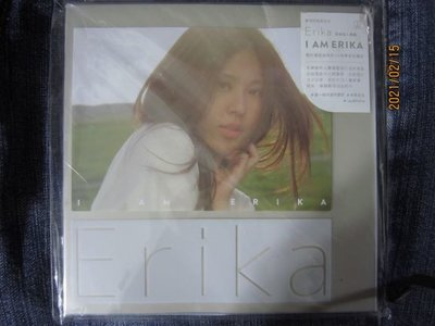 [真的好CD] 全新未拆 劉艾立 Erika // I Am Erika 當一個天使的憂愁