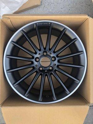 賓士新款19吋鋁圈樣式 適W204.W205.C-63.W213.W222,Cla45.Glk,Ml,Cls,R350