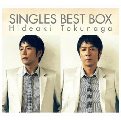 日版全新未拆 --- 德永英明 ~ SINGLES BEST BOX 徳永英明 ( 4CD )