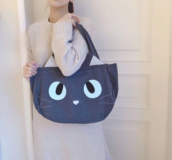 日本卡拉貓~Q萌惡魔貓側背包 肩背包
