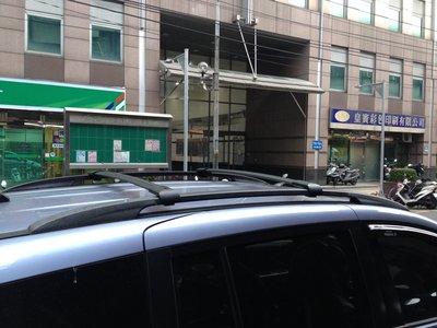 華峰汽車 Mazda Premacy  Ford Mav 車款專用美規鋁合金 車頂架 行李架 橫桿 一組兩支$3,500