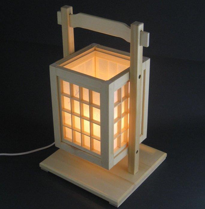 傳統日式燈 和室燈-日本行燈