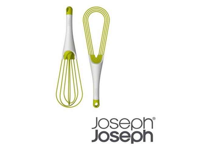 現貨附發票_Joseph Joseph 好收納多功能打蛋勺【Q寶寶】