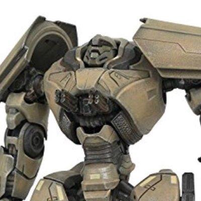 "Diamond Select Toys 7"" Action Figure Pacific Rim 2 uprising Bracer Phoenix"