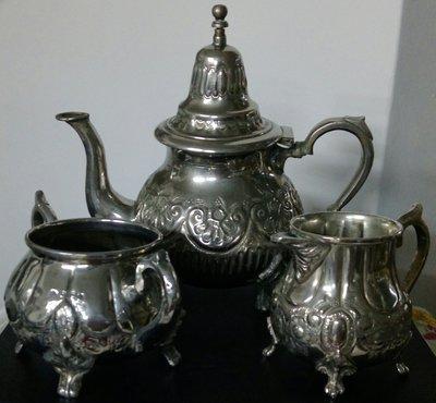 97 英國高級鍍銀壺組 Silver Plate Tea Pot - Vintage set