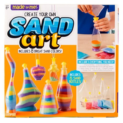 Made by Me Sand Art Activity Kit