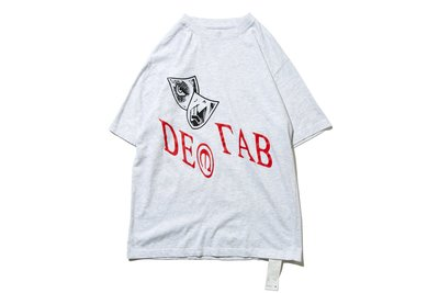 "[ LAB Taipei ] DeMarcoLab ""IN VISIBLE NOISE TEE"" (Ash)"