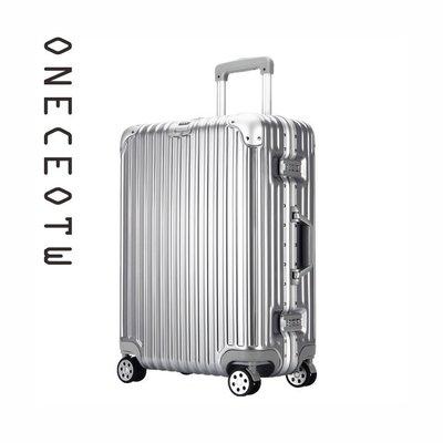 新竹   行李箱 登機箱 鋁合金 玫瑰金 紫 黑 白 銀 鈦金 藍 紅 芭比粉(20)24 26 29囍氏嚴選