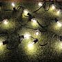 ☀️傑能科技☀️太陽能玻璃燈泡燈串 LED燈...