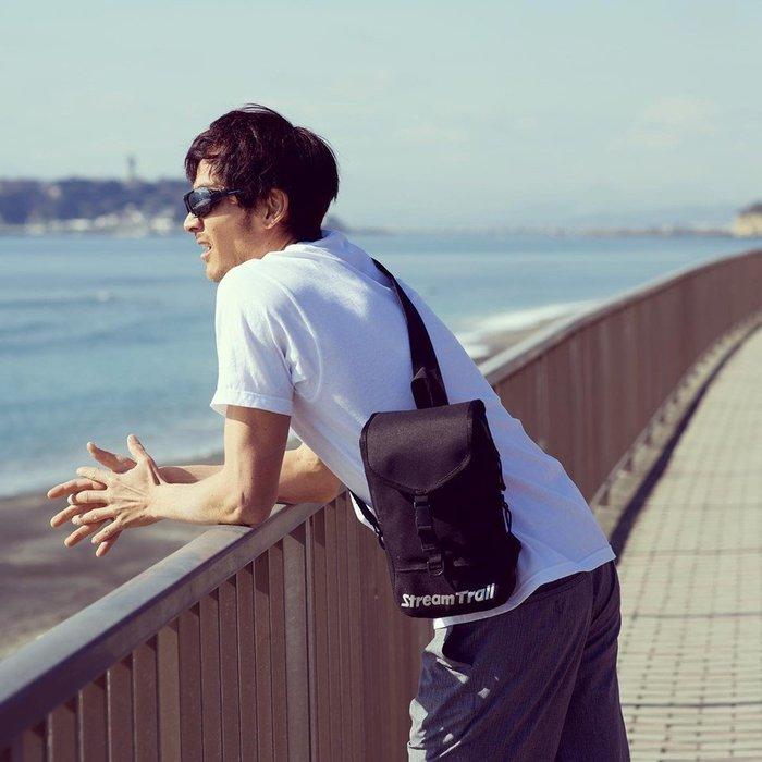 日本Stream Trail戶外防水包-Amphibian系列 One Shoulder Bag-AP防水單肩背包-輕量
