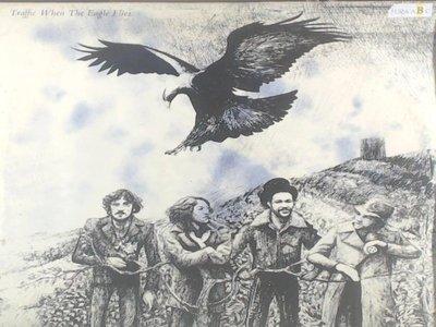 4-18-2西洋-交通樂隊Traffic:When the Eagle Flies(1974告示牌流行專輯榜No.9)