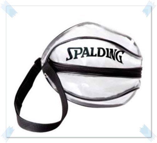運動GO 斯伯丁 SPALDING 籃球袋 透明球袋 瓢蟲袋 SPB5309N62 籃球揹袋 SPB5309N00