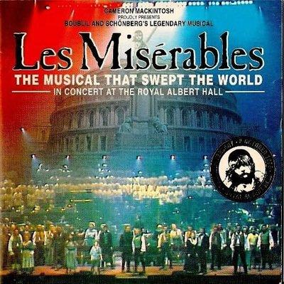 正版全新CD~音樂劇 悲慘世界十周年演唱會Les Miserables 10th Anniversary Concert~可試聽~現貨供應中