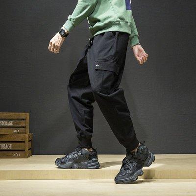 男 新款男式男士運動款迷彩褲男新品寬鬆工新品裝大碼男生服裝潮流男褲子 韓版男長褲xt新品6892