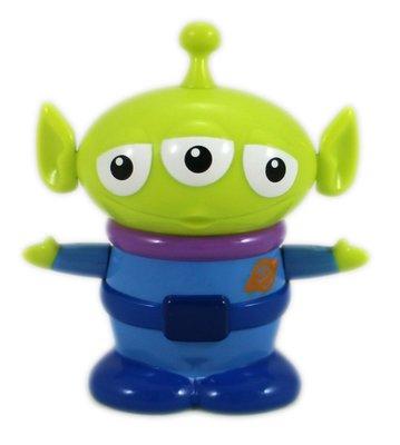 【卡漫迷】  三眼怪 發條 可動 公仔 ㊣版 玩具總動員 Aliens Toy Story 玩具 擺飾裝飾 收藏 辦公桌