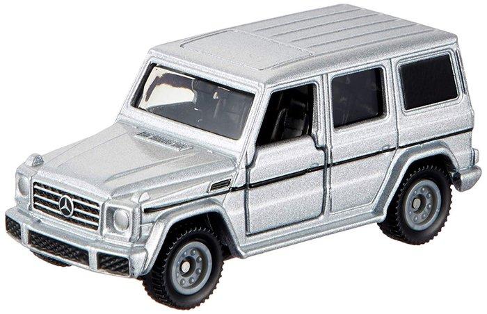 TOMICA TM035_87992賓士BENZ G-GLASS吉普車 日本TOMY多美小汽車 永和小人國玩具店
