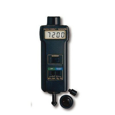 TECPEL 泰菱 》DT-2236A 非接觸光電/接觸式兩用轉速計 轉速計 DT 2236A  光電 接觸 轉速計