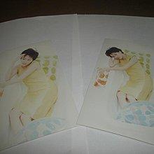 gigi 梁詠琪 短髮 單曲利樂包錄音帶試拍宣傳照 4×6吋寫真照片 2張1組