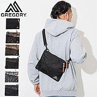 Gregory  男女款流行小側背包...