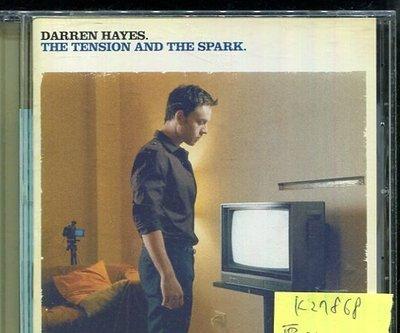 *真音樂* DARREN HAYES / THE TENSION AND THE SPARK 二手 K27868