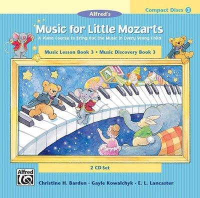 【599免運費】Music for Little Mozarts, Level 3: CD 2 00-17184