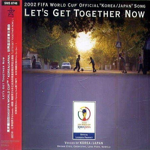 【出清價】2002世界盃足球賽主題曲 / VOICES OF KOREA & JAPAN ---- SMS8748