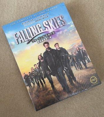 買二送一!美劇日版《隕落星辰 Falling Skies Season2》5碟D9 英日雙語DVD