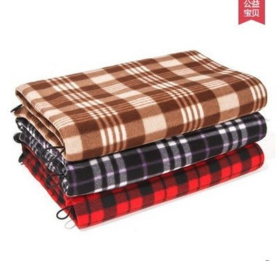 110V美規電熱毯理療熱敷小型護膝暖身毯無輻射多功能單人錦電褥